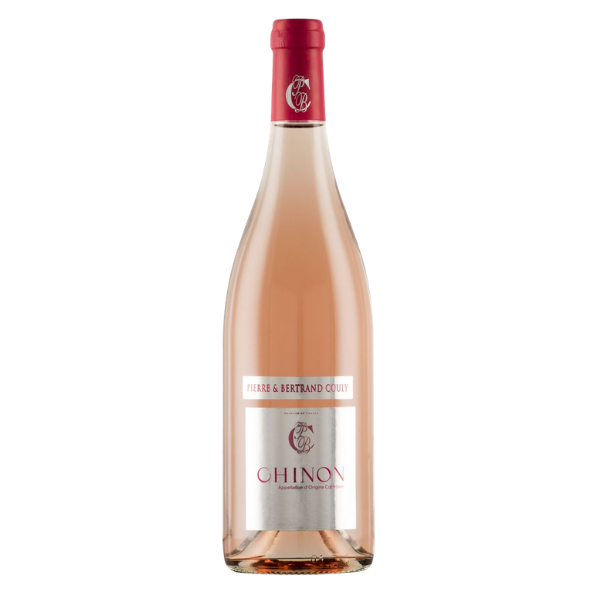 Pierre et Bertrand Couly Chinon Rose
